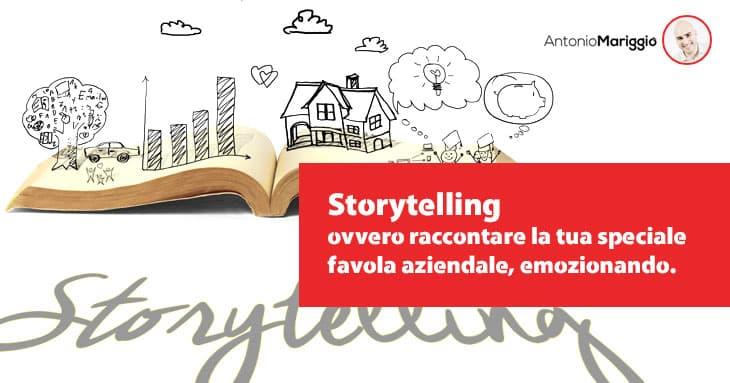 Antonio Mariggio - storytelling