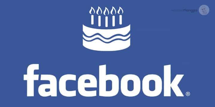 Come NON fare gli Auguri di Compleanno su Facebook
