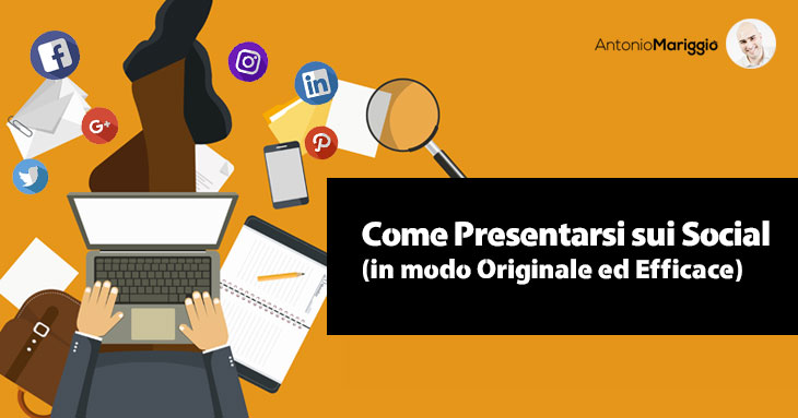 Presentarsi Sui Social