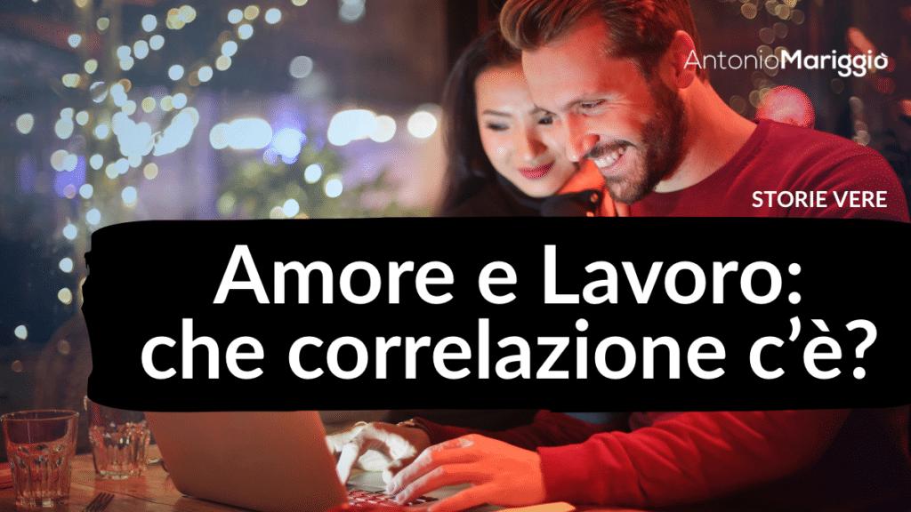 amore e lavoro