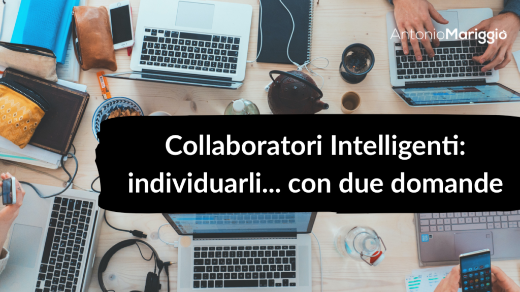 Collaboratori Intelligenti