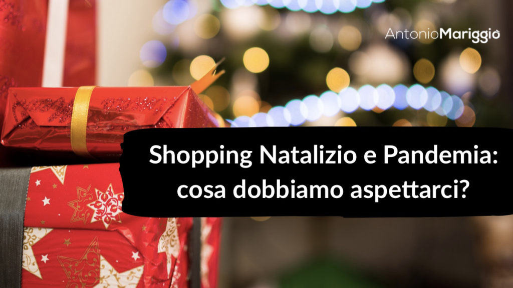shopping natalizio